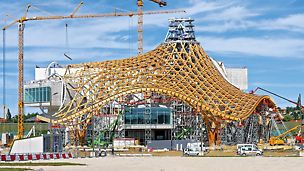 Cultural Buildings, Centre Pompidou, Metz, France