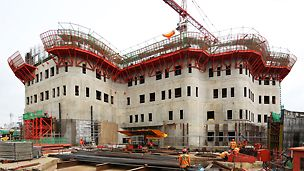 First project with Bouygues in Asia