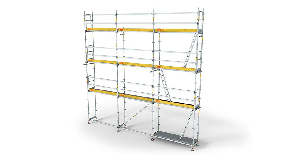 PERI UP Rosett Modular Scaffold