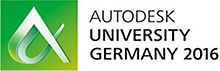 Autodesk University Germany 2016