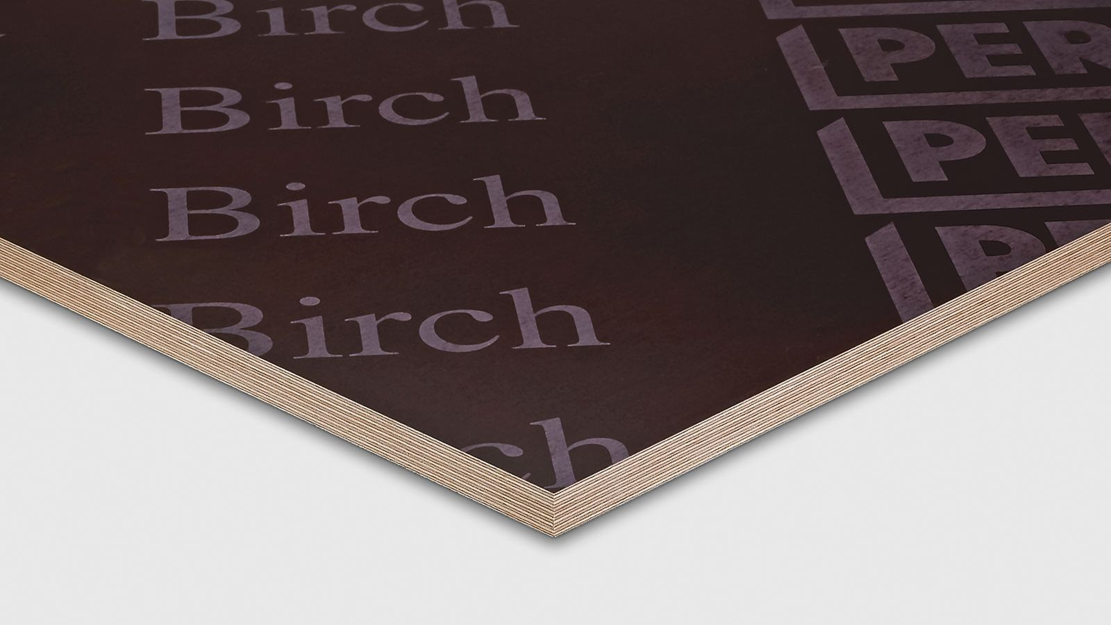 The plywood Birch from PERI is used in all areas for walls and slabs.