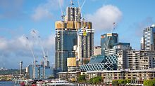 Barangaroo South, Sydney - The three ITS high-rise towers for the centre of the ambitious Barangaroo South project in the Sydney harbour area.