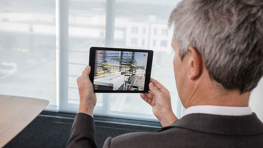 Visualization plays an increasing role in all stages of the construction process. The communication, safety and efficiency of many processes benefit from detailed virtual models.