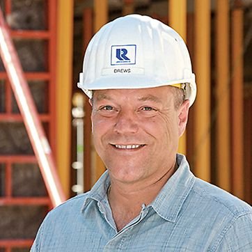 Portrait von Holger Drews, Bauleiter bei Läer + Rahenbrock GmbH & Co. KG in Siegburg