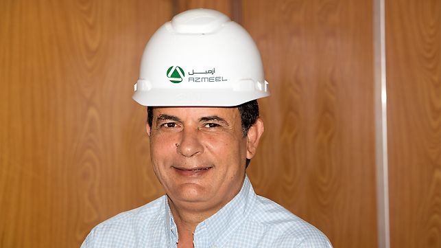 Picture of Mohsen Ghoneim, Project Manager, Azmeel Contracting & Construction Corporation