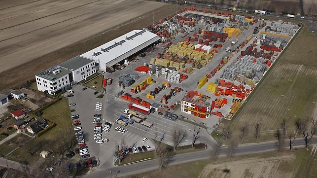 Siedziba PERI Polska w Płochocinie
