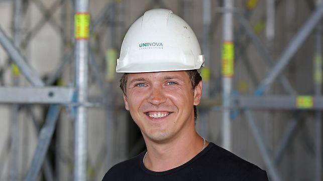 Uninova construction, цитата дня, отзыв о работе, архитектурный бетон, класс поверхности бетона, SB4