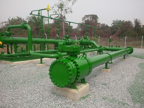 OB3 GAS PIPELINE PROJECT