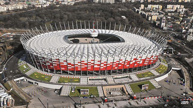 ポーランド、ワルシャワ国立競技...