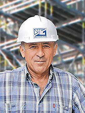 Катышев Магомед, начальник участка ООО «Фирма «Южный» (филиал ЗАО «Моспромстрой»)