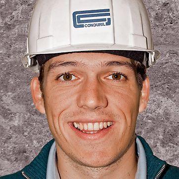 Bernardo Carmo, voditelj gradnje, Ponte Rio Tua