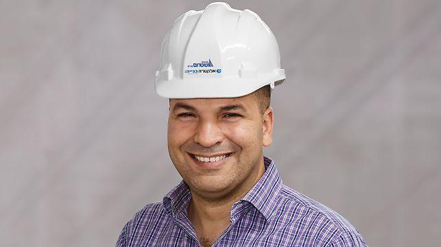 Dotan Hazan, vedoucí projektu
