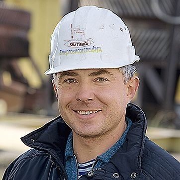 Vladimir Burchak, Construction Manager, Statement