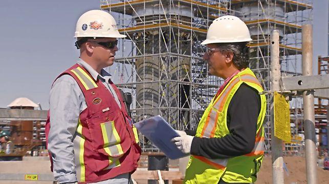 PERI image film - Successful construction with PERI. The company.