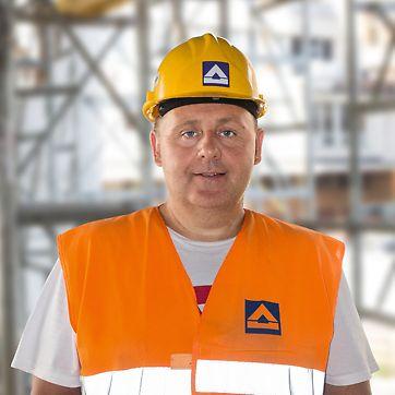 Pavel Griesl, stavbyvedoucí železobetonových konstrukcí