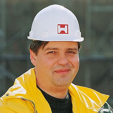 Statement: Ulrich Neumann, Bauleiter, Katholisches Kirchenzentrum, Köln