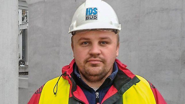 "Testimonianza di Sławomir Bogucki,  Assistente cantiere ""Centrale di Kozienice"""
