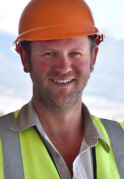 Key West Apartments, Milnerton, Cape Town - Cornis Rautenbach, Project Manager, Remey Construction