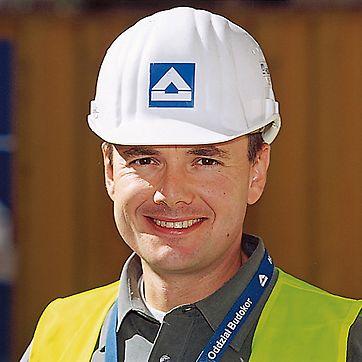 Rondo 1 - Dariusz Kolasa, voditelj gradnje