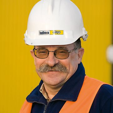 Siekierkowska junction - Wlodzimierz Bielski, Site Manager