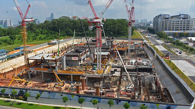 PERI Singapore - The Formwork and Scaffolding Specialists