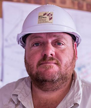 Alex Mall, Alexandra - Corne Lees, Project Manager
