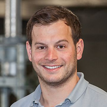 Jakob Erath, Abteilungsleiter Stahl- und Betonschutz von Heinrich Schmid GmbH & Co. KG, Stahl- und Betonschutz, Aalen