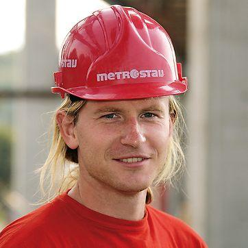 Martin Šimek, stavbyvedoucí