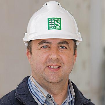 Juan Jose Gutiérrez Moya, stavbyvedoucí