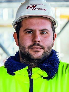 Michal Čučo, stavbyvedúci ESIN construction, a.s.