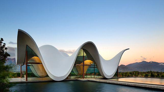 Bosjes Chapel (Photo: Steyn Studio)