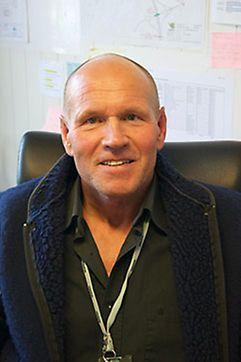 Prosjektleder Hove-Sandved