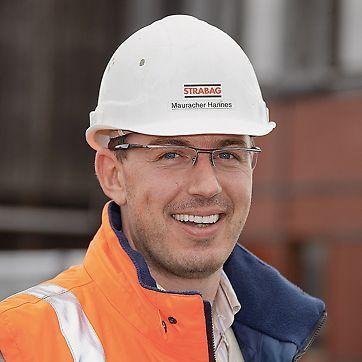 Hannes Mauracher, Bauleiter, Tunnel Limerick