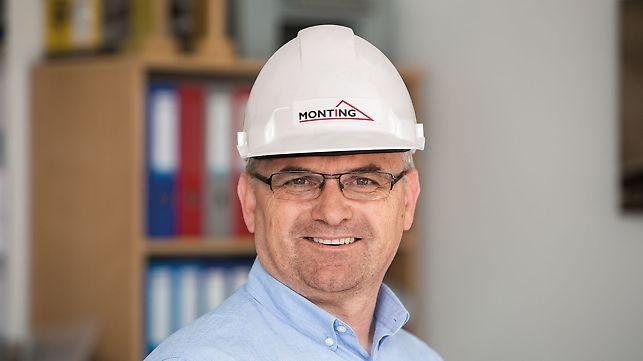 Ryszard Dabek, vedoucí projektu