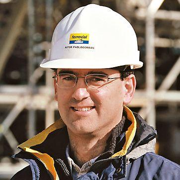 Aitor Pablo Gorran, stavbyvedoucí