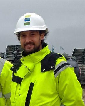 Pablo Rodero - Construction Manager Fjordforbindelsen