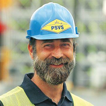 Milan Jerábek, stavbyvedoucí