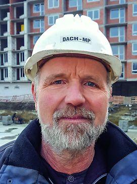 Ing. Jozef Vráblik, stavbyvedúci
