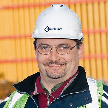 Konrad Szopa, stavbyvedoucí