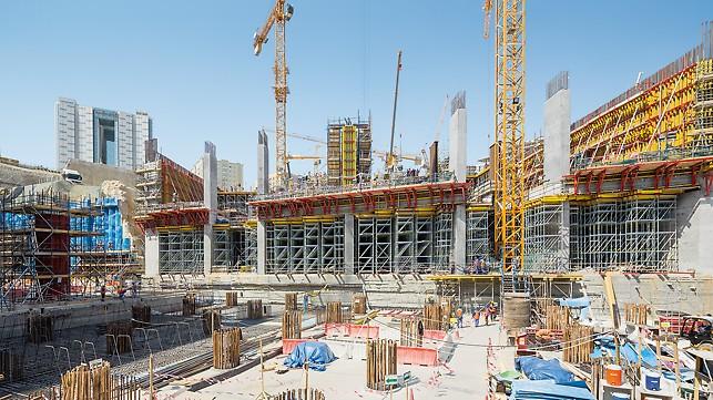 Msheireb Metro Station, Qatar