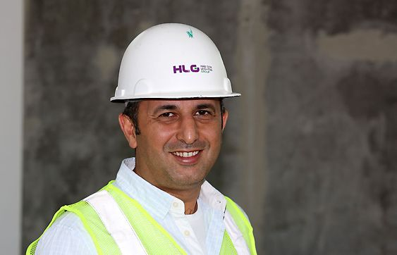 Hayder-Awni-Project Manager-habtoor-residences-formwork-peri