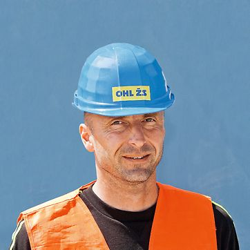 Petr Kubík, stavbyvedoucí