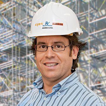Carlos Gil, vedoucí projektu