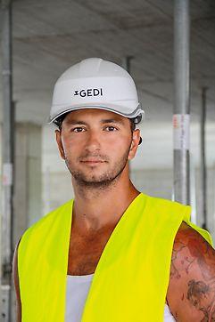 Mideczky Norbert, építésvezető