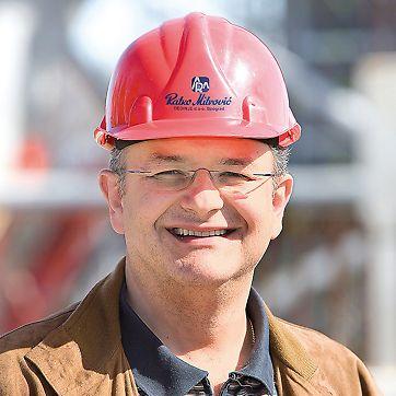 Goran Milovanovic, technický ředitel