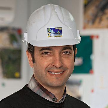 Victor M. Jiménez Aguadero, stavbyvedoucí