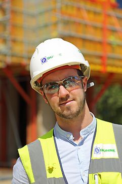Mark Ruane, Dunne Group, Project Manager