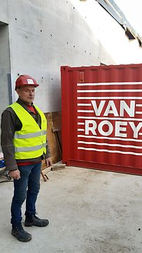 Cis Geysen - Werfleider Groep Van Roey