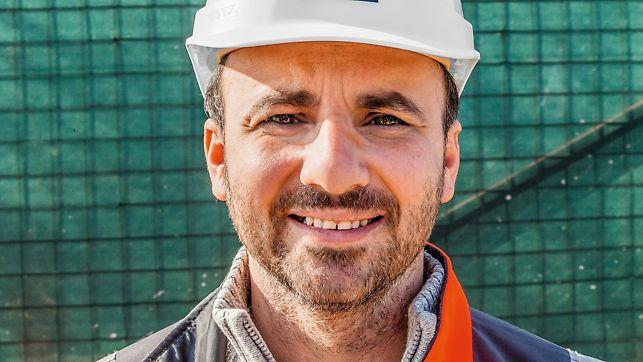 Ing. Martin Barila - S firmou PERI sa dobre spolupracuje, ich progresívny prístup a rýchle riešenie problémov napomáha k včasnému dokončeniu diela.