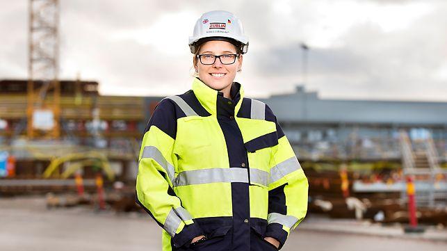 Agnes Csernyak, Block Manager Concrete